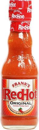 Frank's Red Hot Original Cayenne Pepper Sauce 148ml