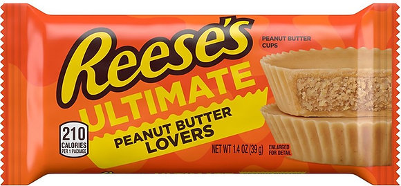 Reese's Ultimate Peanut Butter Lovers 2 Cups 39g