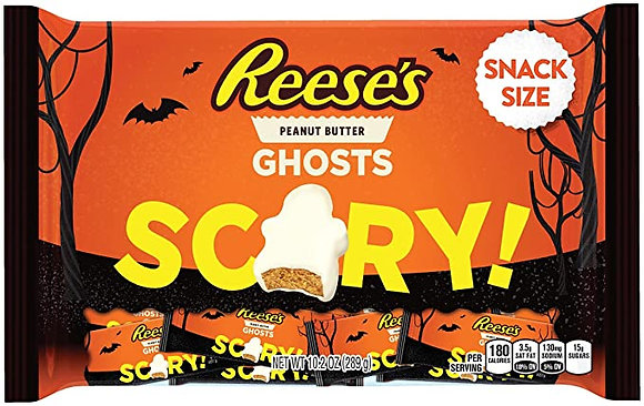 Reese's White Scary! Ghosts 289g