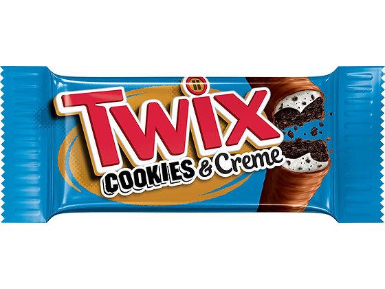 Twix Cookies N Cream 45g