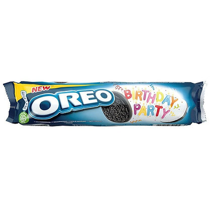 Nabisco Oreo Birthday Party Biscuit 154g