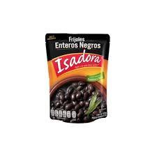 Frijol Negro Entero 430g Isadora