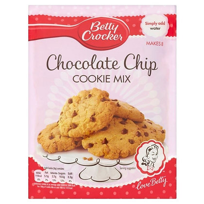 Betty Crocker Chocolate Chip Cookie Mix 200g