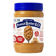 Peanut Butter & Co Crunch Time 454g