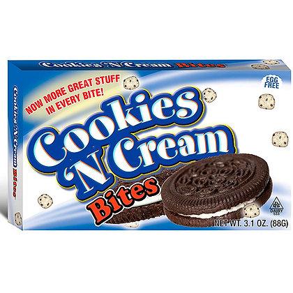 Cookie Dough Bites Cookies N Cream 88g