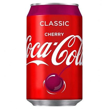 Coca Cola Cherry Coke 355 ml
