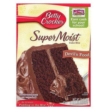 Betty Crocker Devil's Food Cake Mix 432g