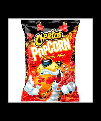 Cheetos Popcorn Flamin Hot 184g