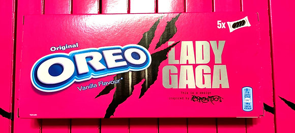 Oreo Lady Gaga Original UK 220g