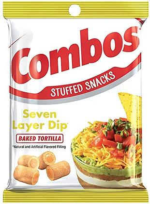 Combos Seven Layer Dip Baked Tortilla 178g
