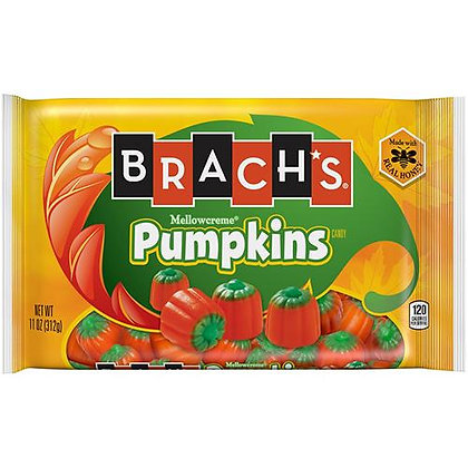 Brachs Mellowcreme Pumpkins 312g