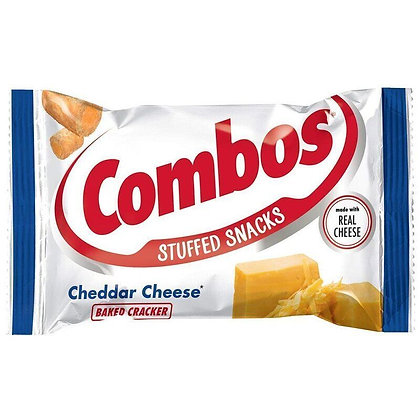 Combos Baked Cracker Cheddar 48g