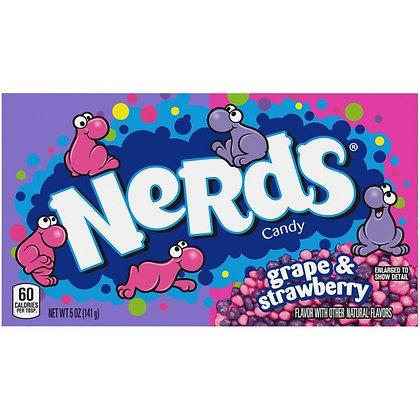 Nerds Strawberry Grape 141g