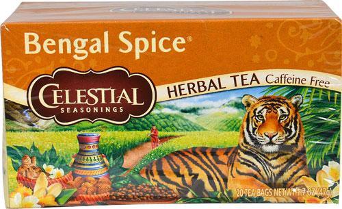 CS Bengal Spice 20 bags 47g