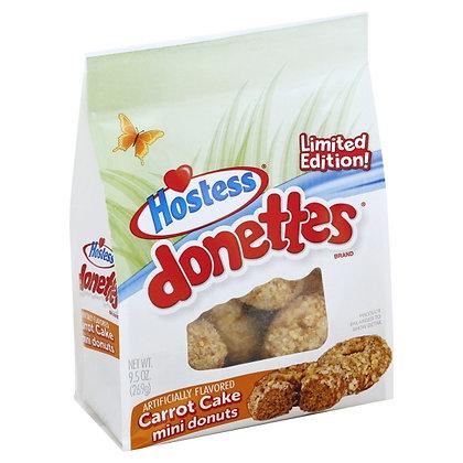 Hostess Donettes Carrot Cake 269g