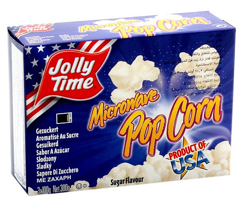 Jolly Time Microwave Popcorn Cheese 300g