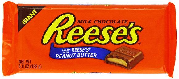 Reese's Giant Chocolate Bar 192g