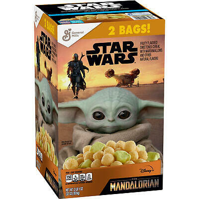Star Wars Baby Yoda Cereal 935g