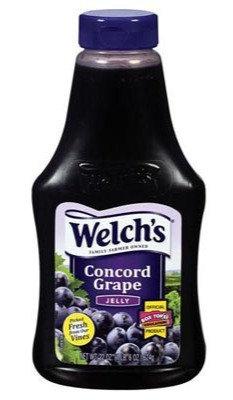 Welch's Grape Jelly 624g