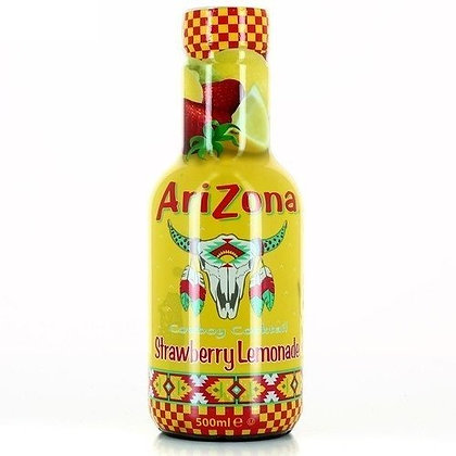 Arizona Cowboy Strawberry Lemonade 500ml