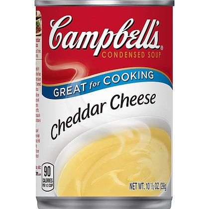 Campbell's Cheddar Cheese 298g