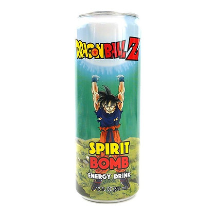 Spirit Bomb Energy Drink DBZ 355ml