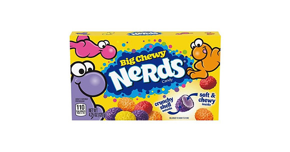Nerds Big Chewy Candy 120g