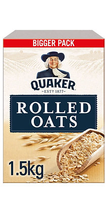 Quaker Rolled Oats 1,5Kg