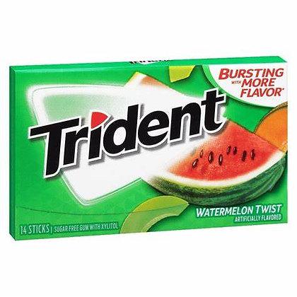 Trident Watermelon Twist 14 Sticks