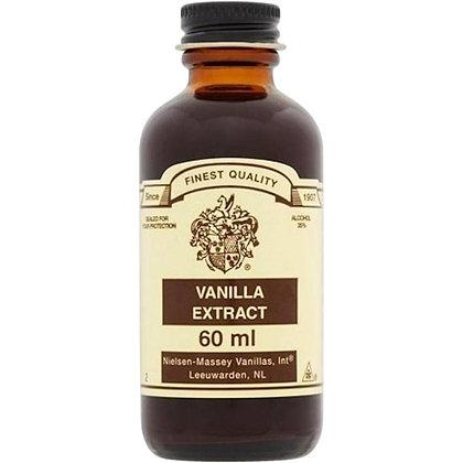 Nielsen Massey Gourmet Vanilla Extract 60ml
