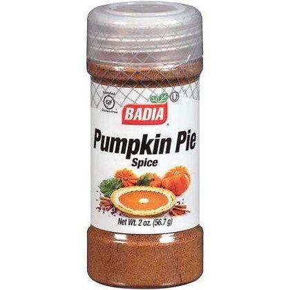 Badia Pumpkin Pie Spice 56,7g