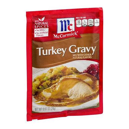 McCormick Gravy Mix Turkey 24g