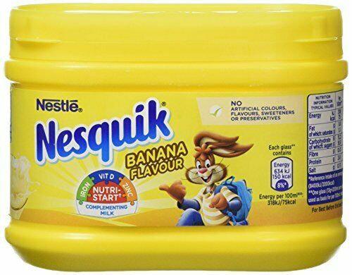 Nesquik Banana Powder 300g