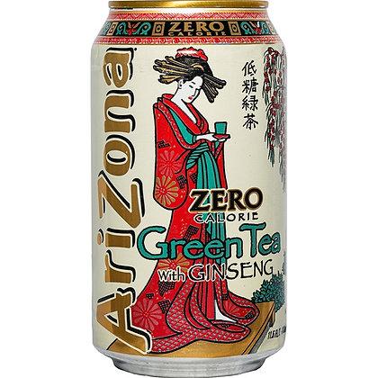 Arizona Green Tea Zero Sugar 330ml