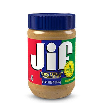 Jif Crunchy Peanut Butter 454g