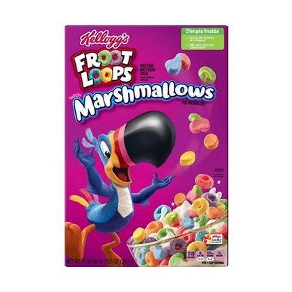 Kellog's Froot Loops Marshmallows 297g