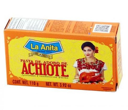 La Anita Achiote en Pasta 110g