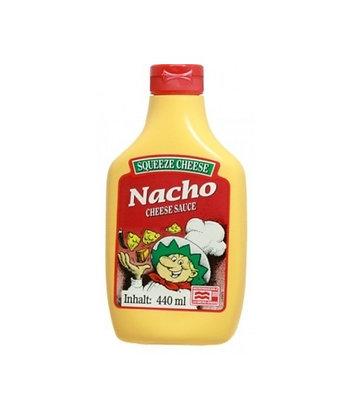 Squeeze Cheese Nacho Sauce 440ml