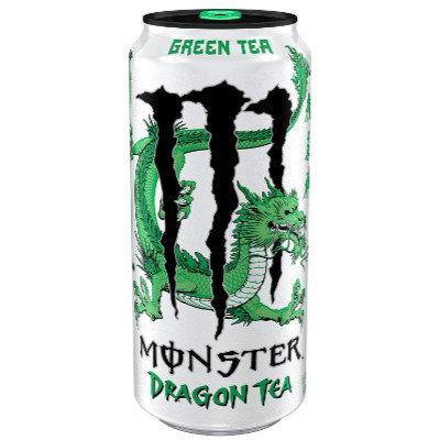 Monster Dragon Tea Te Verde 458ml