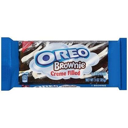 Nabisco Oreo Brownie Creme Filled 85g