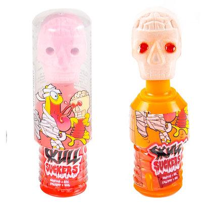 Skull Suckers Lollipop Candy