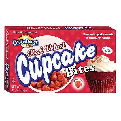 Cupcake Bites Red Velvet 88g