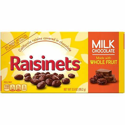 Nestle Raisinets 99,2g