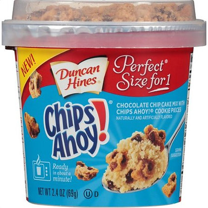 Chips Ahoy! Cake Cup Duncan Hines 69g