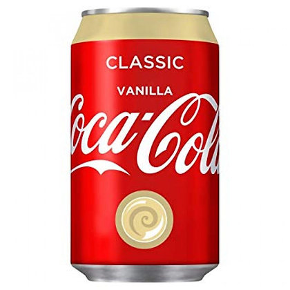 Coca Cola Vainilla 330ml