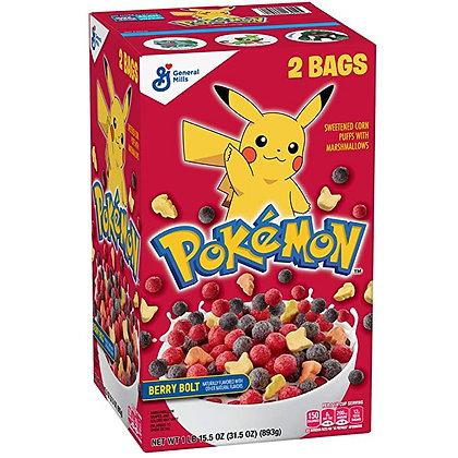 Cereales Pokemon Berry Bolt Giant Size 893g