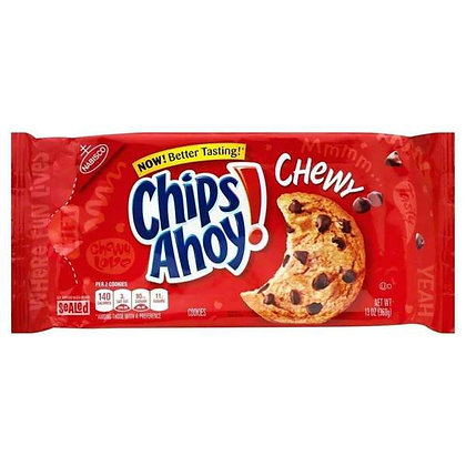 Chips Ahoy! Chewy Cookies 368g