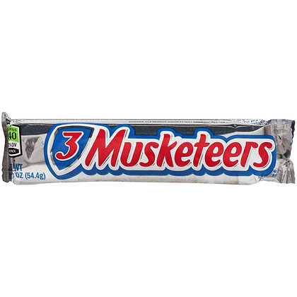 3 Musketeers Candy Bar 54g