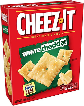 Cheez It White Cheddar 198g