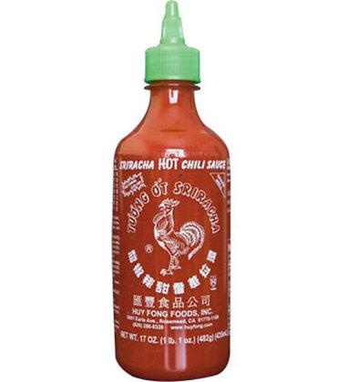 Sriracha Hot Chili Sauce 482g